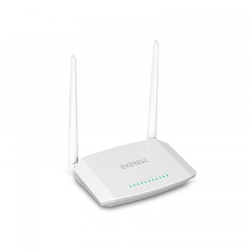 Everest Sg-V300 Vdsl2 ve Adsl2 Plus  64Mb Sdram 11N Modem Router