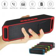 PG-423 Bluetooth USB Ve Micro SD  Taşınabilir Speaker