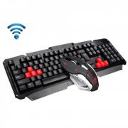 Powerstar Kablosuz Gaming Klavye Mouse Set HK-6700