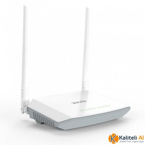 Tenda D301v2 Wireless N300 ADSL2  Plus Modem Router